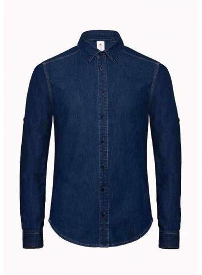 Džínová košile