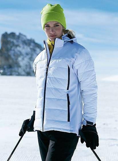 Dámská zimní bunda Hybrid
