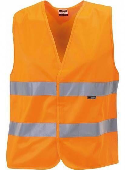 Výstražná vesta s praktickou taštičkou