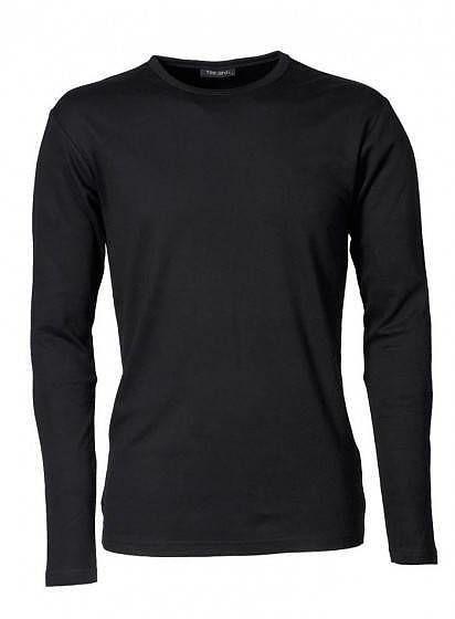 Pánské tričko s dlouhými rukávy Interlock Tee Jays
