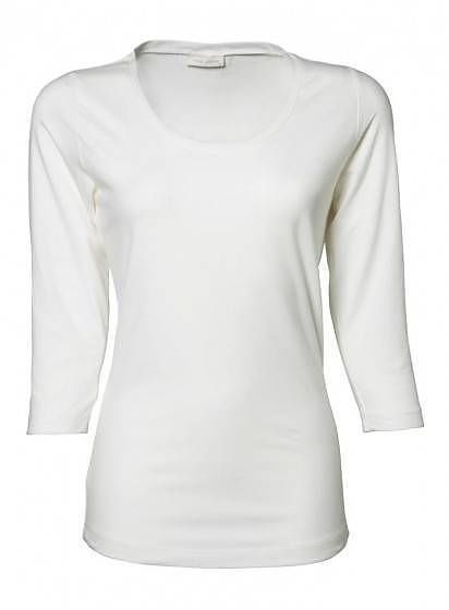 Dámské Stretch tričko s 3/4 rukávy Tee Jays