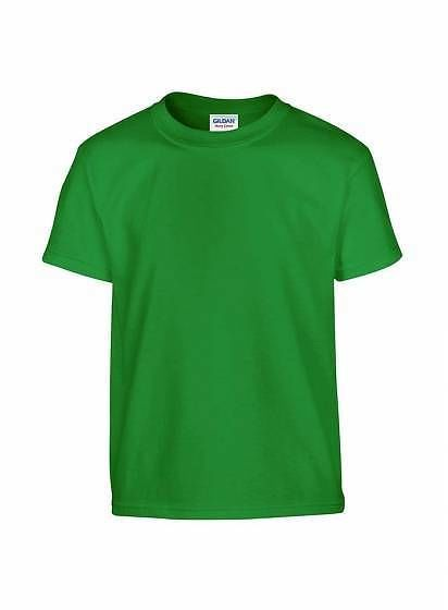 Silnejšie bavlnené tričko Gildan