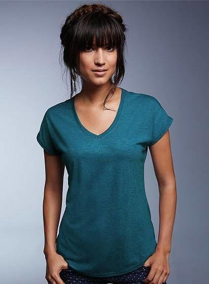 Dámske tričko Tri-Blend