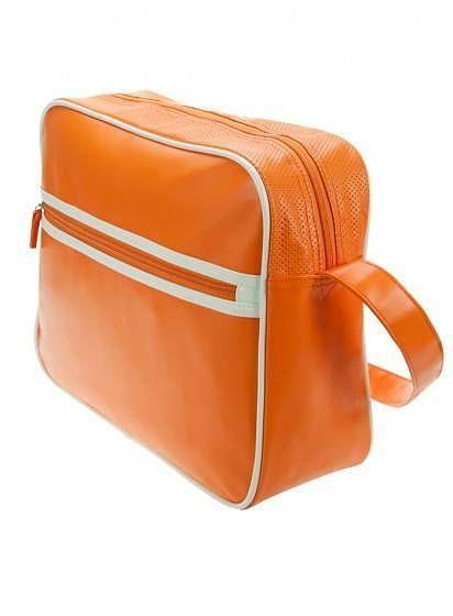 Retro taška na zips