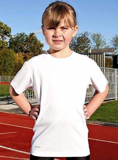 Detské funkčné tričko