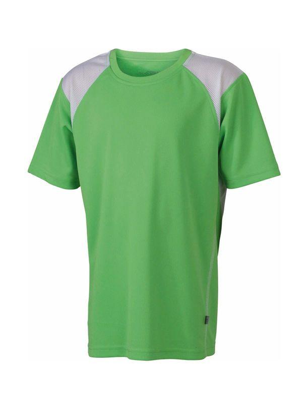 Dětské sportovní tričko Running  a9c4d67f35