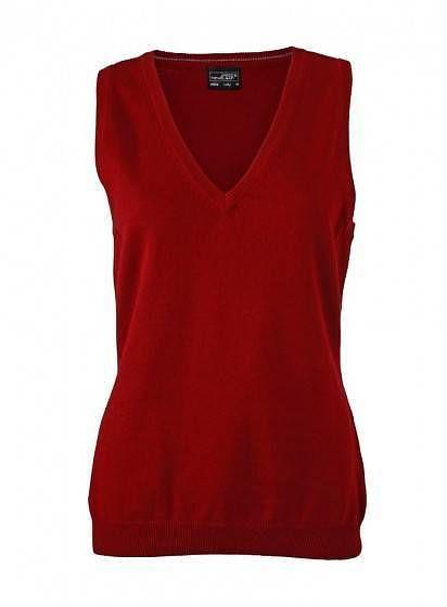 Kvalitní dámský pullover - vesta