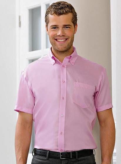 Pánská nemačkavá košile