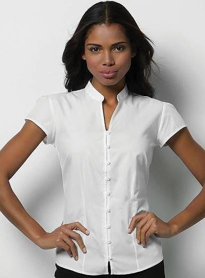 Dámská košile Mandarin