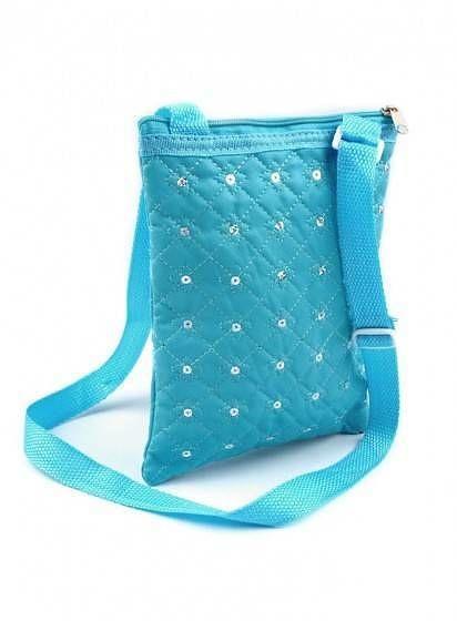 Dětská taška s flitry
